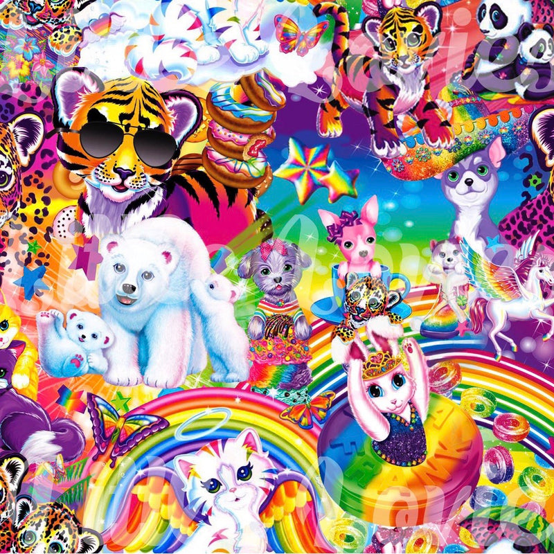 POPULAR DEMAND Colorful Animals