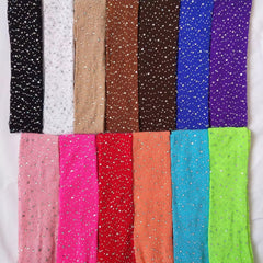ALL COLORS Rhinestone Tights - PREORDER