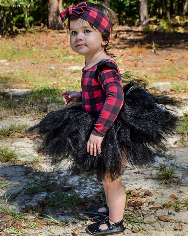 Black Classic Short Tutu - Morgan+Mae Co.