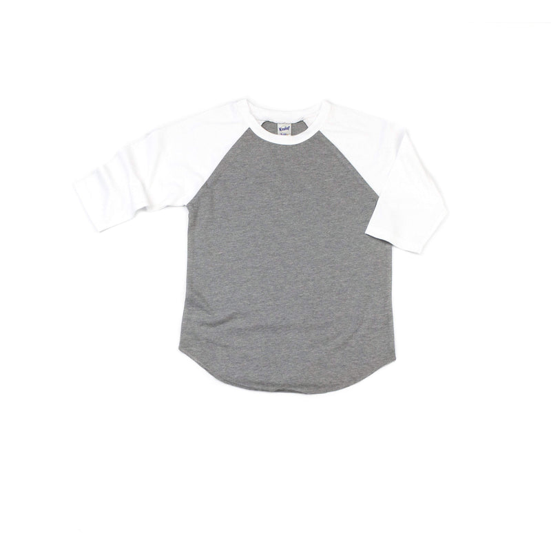 Morgan+Mae Co. Basic Shirt Raglan T-shirts (for design add-on)