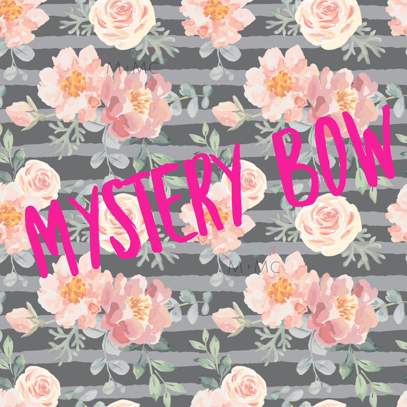 Mystery Bow - Morgan+Mae Co.