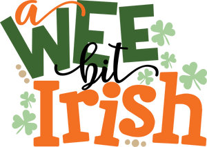 STPATS A Wee Bit Irish (design only)