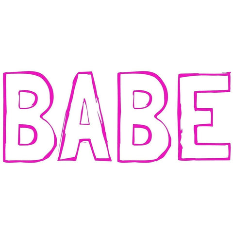 Babe (design only) - Morgan+Mae Co.