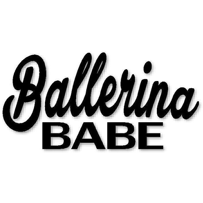 Ballerina babe (design only) - Morgan+Mae Co.