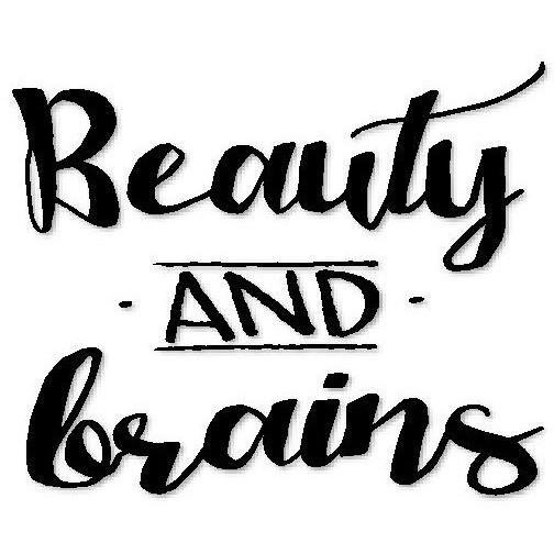 Beauty and brains (design only) - Morgan+Mae Co.