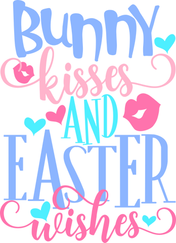 Bunny Kisses And Easter Wishes - Morgan+Mae Co.