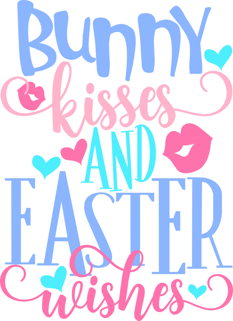 Morgan+Mae Co. Design Bunny Kisses And Easter Wishes