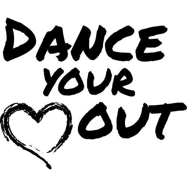 Dance your heart out (design only) - Morgan+Mae Co.