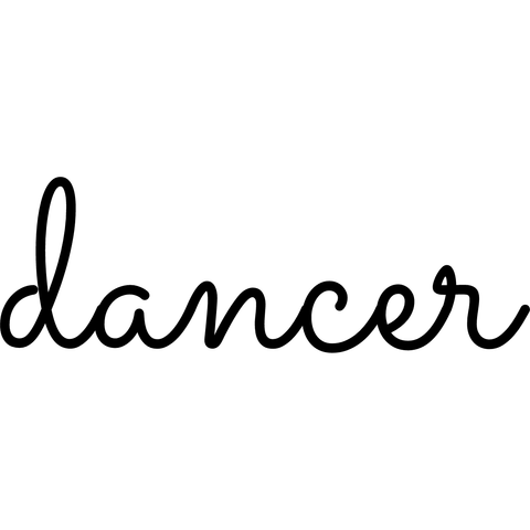 Dancer (design only) - Morgan+Mae Co.