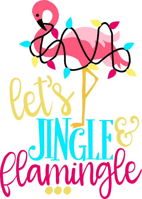Morgan+Mae Co. Design Jingle & Flamingle (design only)
