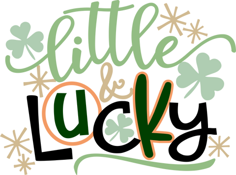 Little And Lucky (design only) - Morgan+Mae Co.