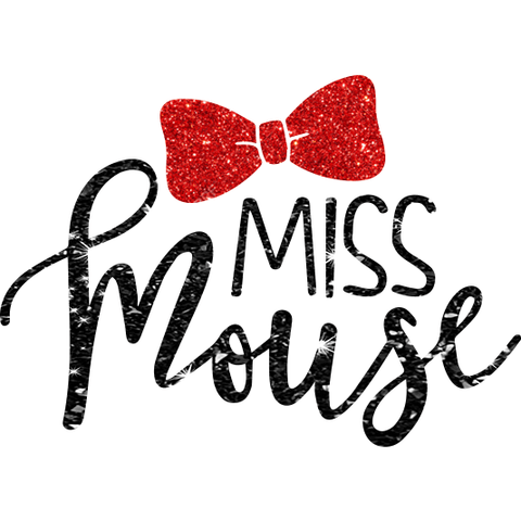 Miss Mouse (design only) - Morgan+Mae Co.