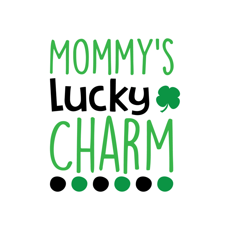 Mommys Lucky Charm (design only) - Morgan+Mae Co.