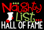 Naughty List (design only) - Morgan+Mae Co.
