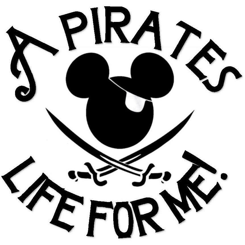 Morgan+Mae Co. Design Pirates life for me (design only)