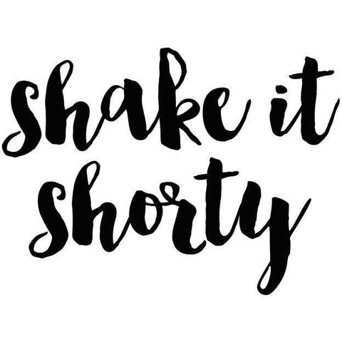 Shake It Shorty (design only) - Morgan+Mae Co.