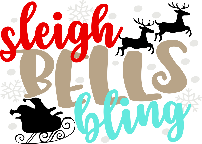 Morgan+Mae Co. Design Sleigh Bells Bling (design only)