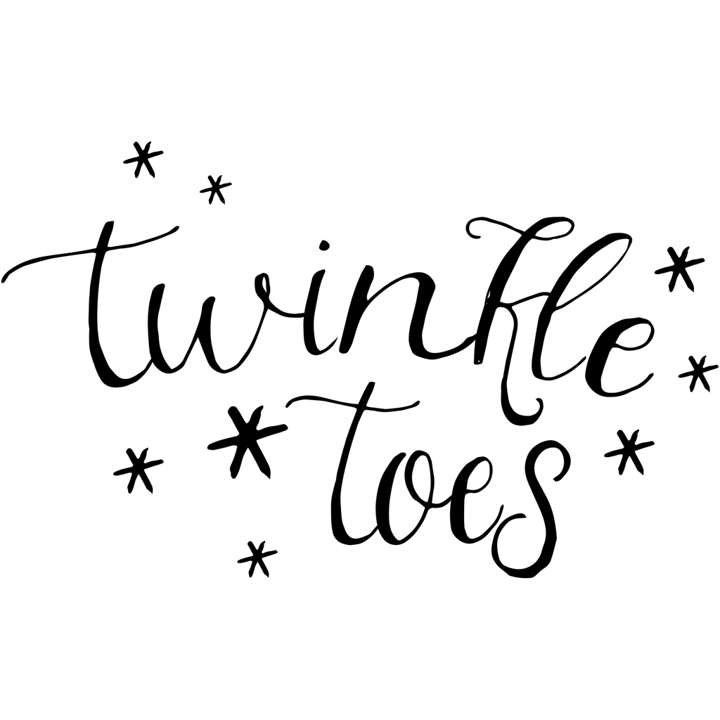 Twinkle toes (design only) - Morgan+Mae Co.