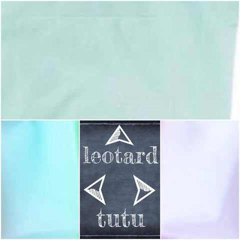 Tutu Dress Mint - Morgan+Mae Co.