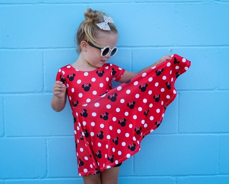 Morgan+Mae Co. Dress PREORDER Twirl Dress (Choose Your Pattern)