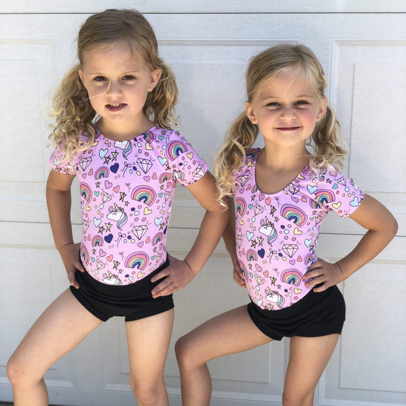 Morgan+Mae Co. Leotard PREORDER Leotard (Choose Your Pattern)
