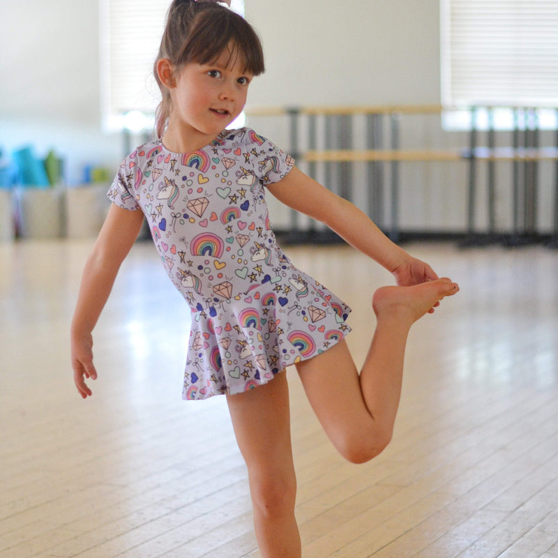 Morgan+Mae Co. Leotard PREORDER Skirted Leotard (Choose Your Pattern)