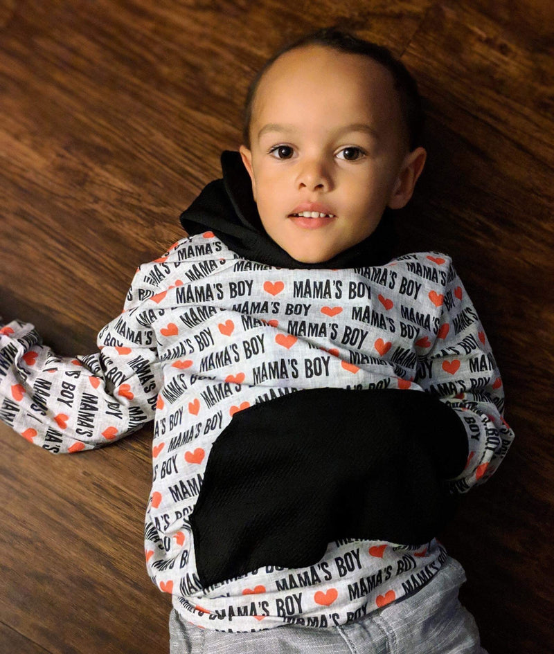 Morgan+Mae Co. MTO Child Hoodie  (Choose Your Pattern)