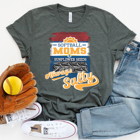 TTR SPTS Softball Moms & Sunflower Seeds (design only)