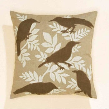 Flock Pillow