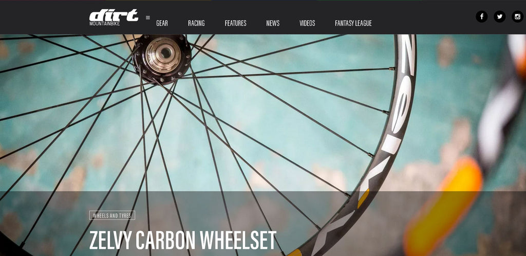 DIRT MAGAZINE reviews our wheels