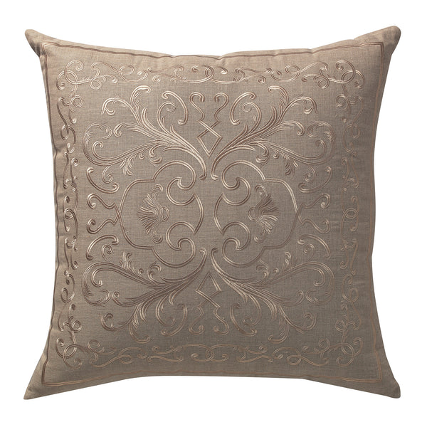 Arpino Embroidery Deco Pillow