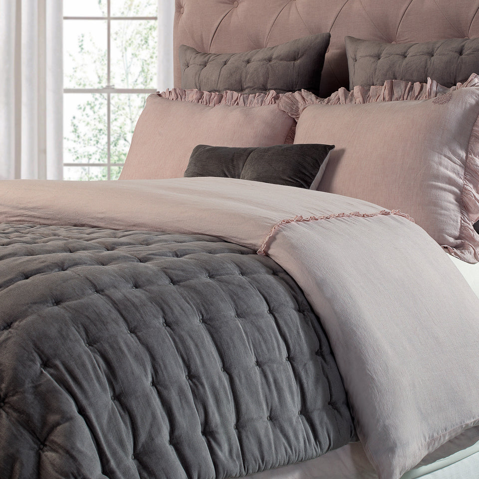 Blush Duvet Cover