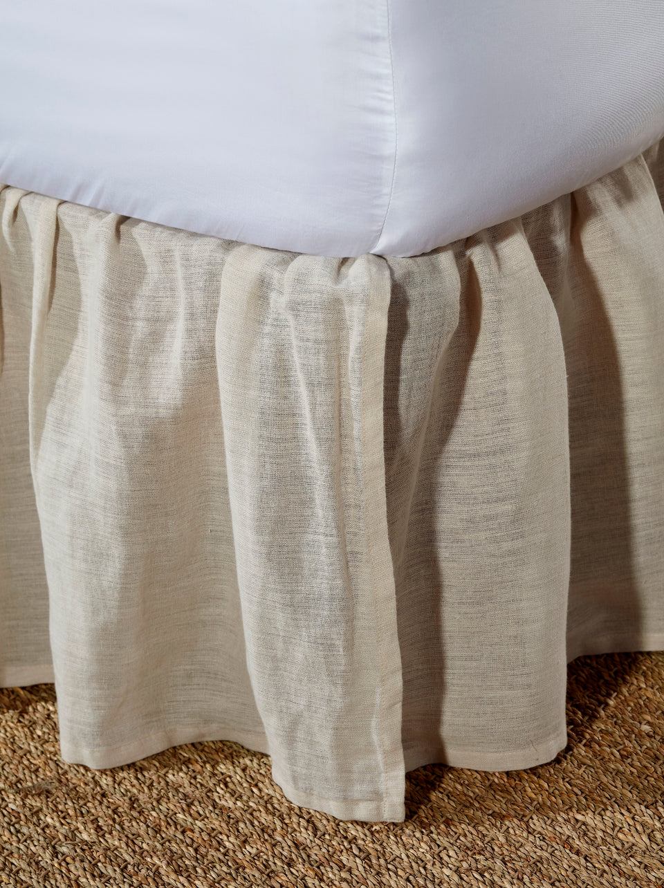 Cornwall Gather  Bed Skirt
