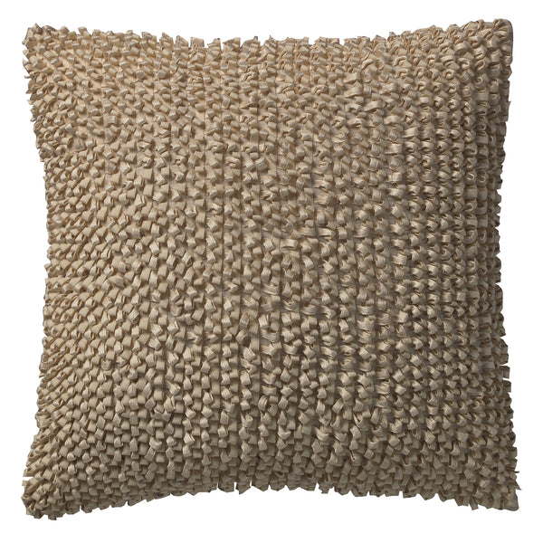 Cascade Ruffle Pleated Deco Pillow