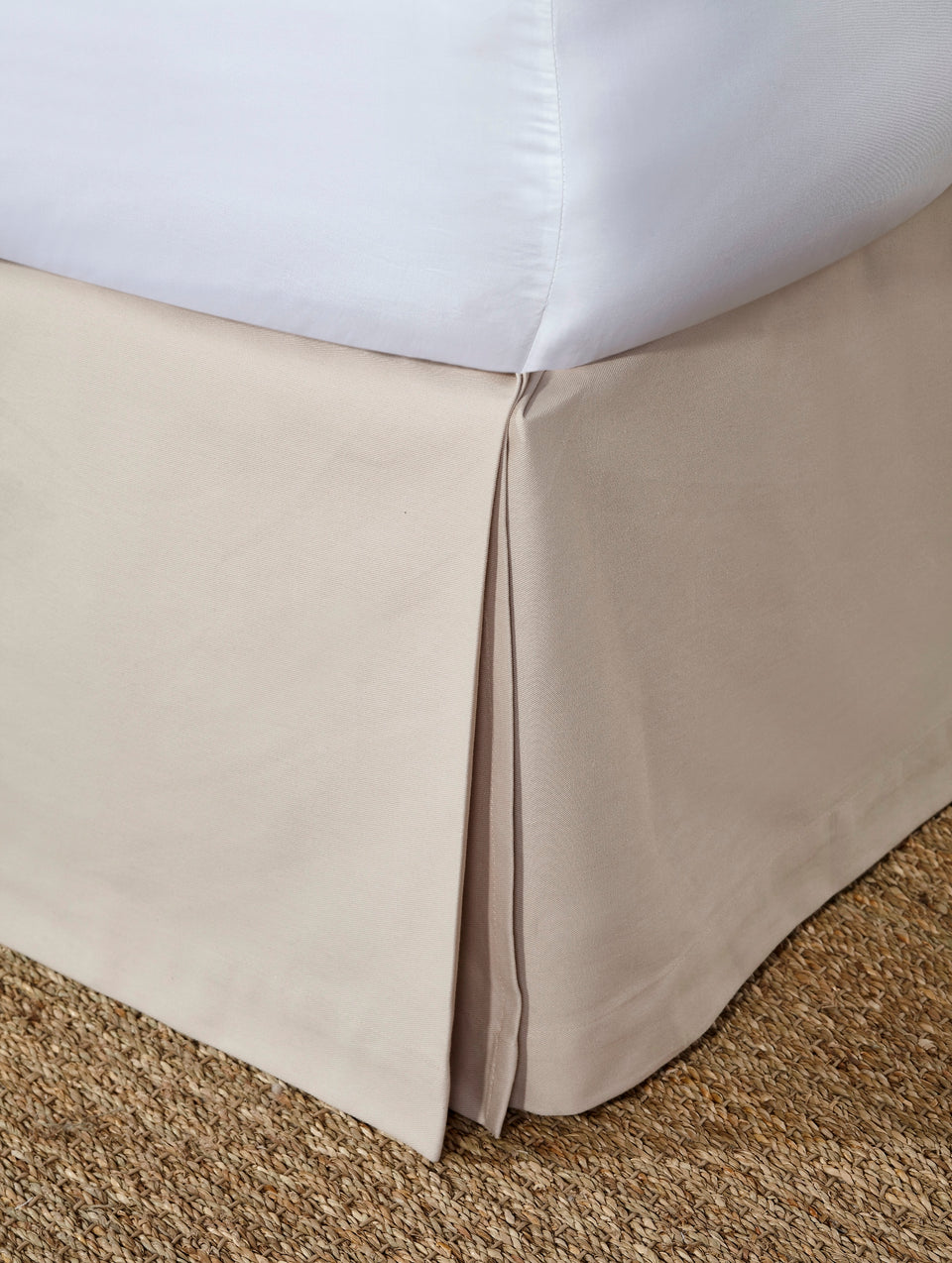 Dorian Box Pleat  Bed Skirt