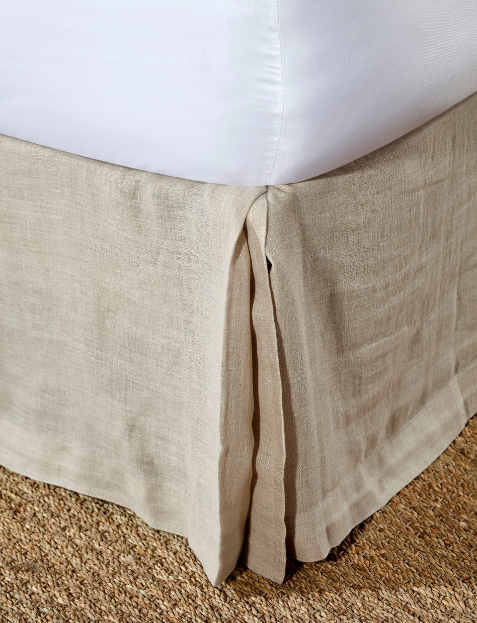 Dover Box Pleat  Bed Skirt