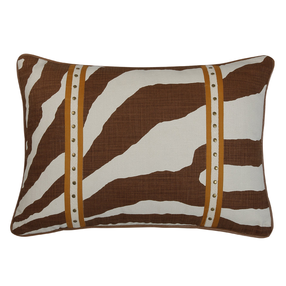 Equus Deco Pillow