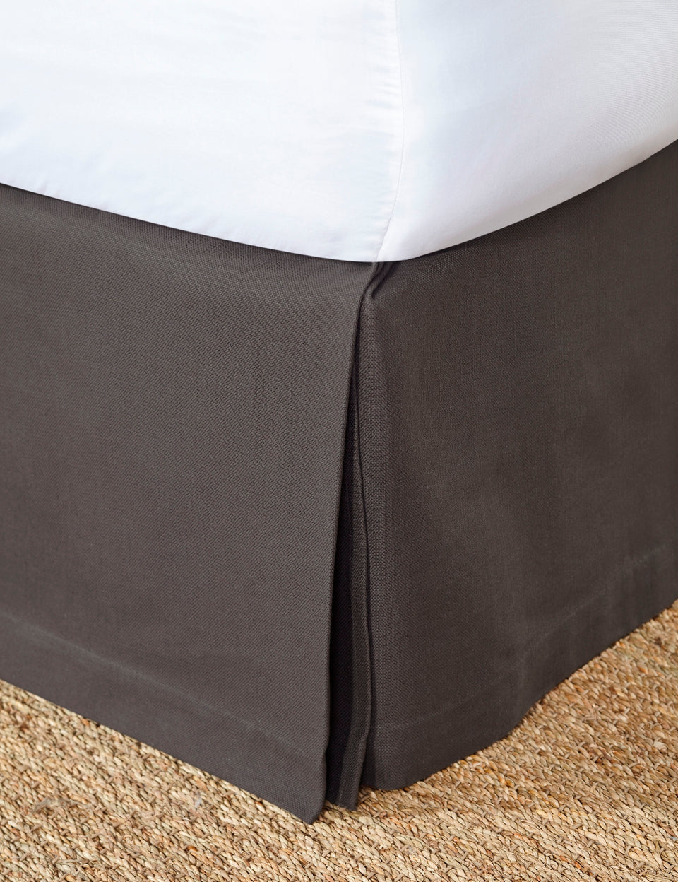Pavillion Box Pleat  Bed Skirt