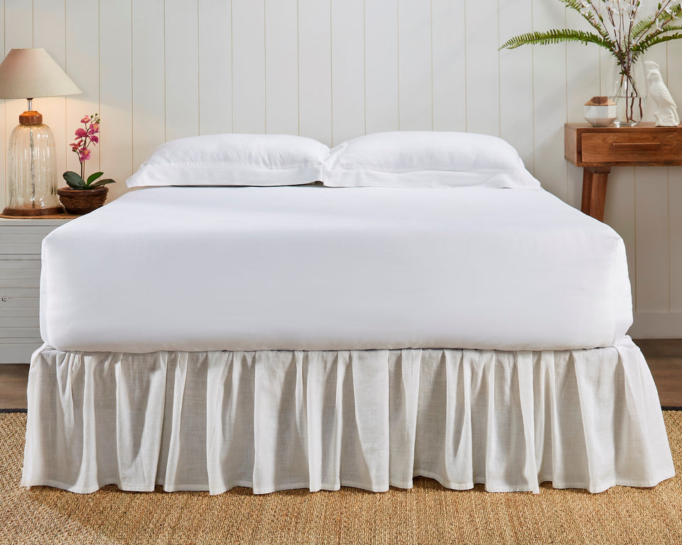 Villa Gather Bed Skirt