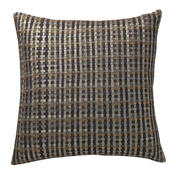 Warren Basket Weave Deco Pillow