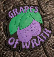 PVC Patch - Grapes of Wrath