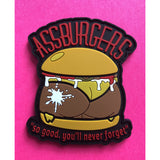 PVC Patch - Assburgers