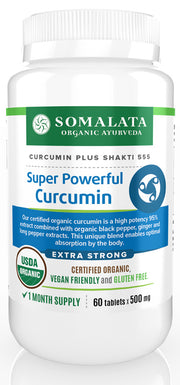 Super Powerful Curcumin