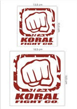 Koral Glove Patch Pack - Red