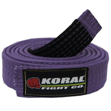 Koral Belt - Purple