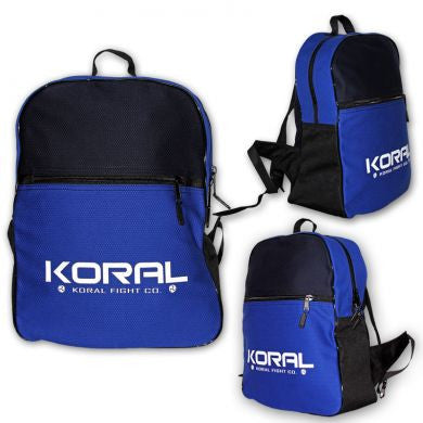 Koral Back Pack - Blue