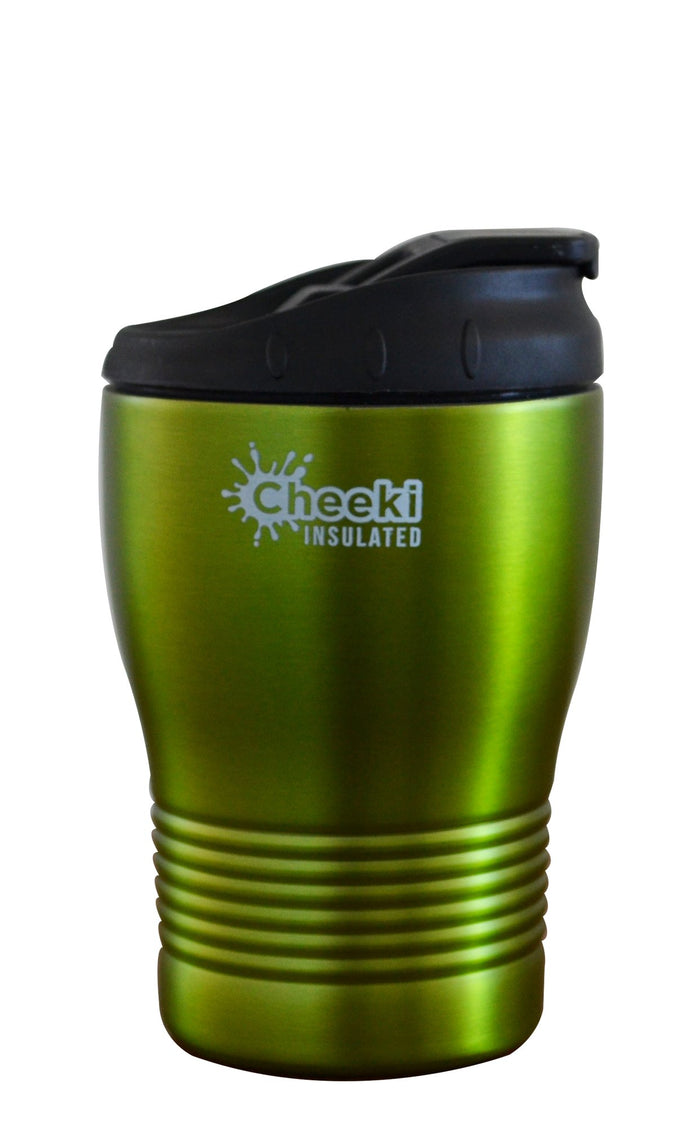 240ml Coffee Cup - Lime