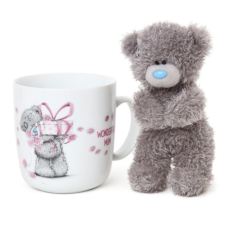 MOTHER'S DAY MUG AND PLUSH GIFTSET