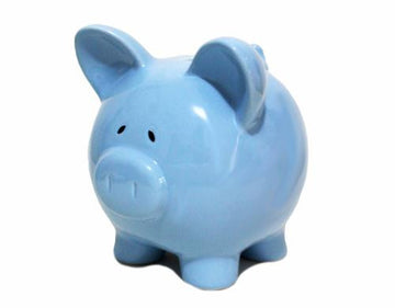 BB Piggy Bank Blue Large