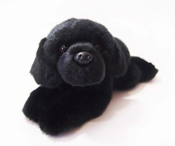 MIDNIGHT BLACK LABRADOR 25CM